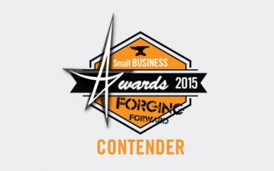 McCorquodale Named Small Business Contender for 2015
