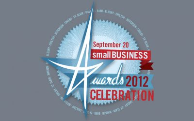 McCorquodale Nominated for Small Business Award