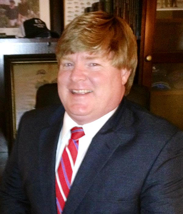 Jim Kearse - Accounts Manager of McCorquodale Transfer's Charleston, SC branch